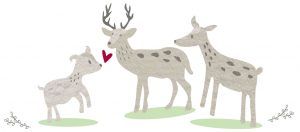 mutterkindhirsch